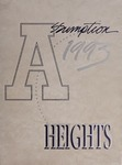 1993 Heights Yearbook by Assumption College