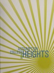 2014 Heights Yearbook by Assumption College