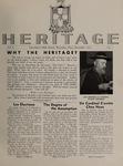 <em>Heritage</em> (November 1950) by Assumption High School