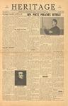 <em>Heritage</em> (October 1961)