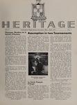 <em>Heritage</em> (April 1951) by Assumption High School