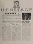 <em>Heritage</em> (May 1951)