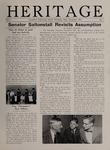 <em>Heritage</em> (November 1954) by Assumption Preparatory School