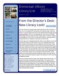 Fall 2016 Library Newsletter by Assumption College
