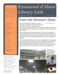 Fall 2014 Library Newsletter by Assumption College
