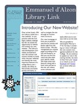 Winter 2014 Library Newsletter by Assumption College