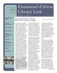Fall 2013 Library Newsletter by Assumption College
