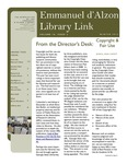 Winter 2013 Library Newsletter by Assumption College