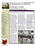 Fall 2012 Library Newsletter by Assumption College