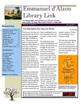 Spring 2011 Library Newsletter by Assumption College