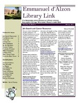 Winter 2011 Library Newsletter by Assumption College