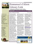 Fall 2010 Library Newsletter