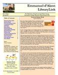 Spring 2010 Library Newsletter