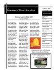 Spring 2009 Library Newsletter