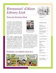 Winter 2009 Library Newsletter