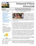 Spring 2008 Library Newsletter