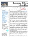 Winter 2008 Library Newsletter