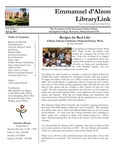Spring 2007 Library Newsletter