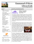 Fall 2006 Library Newsletter