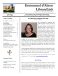 Spring 2006 Library Newsletter