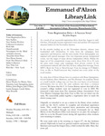 Fall 2004 Library Newsletter