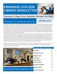 Spring 2020 Library Newsletter