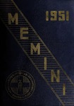 1951 Memini Yearbook
