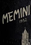 1952 Memini Yearbook