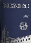 1953 Memini Yearbook