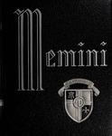 1964 Memini Yearbook by Assumption Preparatory School