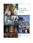 2017-2018 Undergraduate Catalog by Assumption College