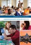 2013-2014 Undergraduate Catalog