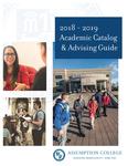 2018-2019 Undergraduate Catalog by Assumption College