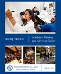 2019-2020 Undergraduate Catalog by Assumption College