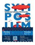 2014 Undergraduate Symposium Brochure by Assumption College