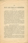 Patriotism: its duty and value. : an address before the New York Commandery of the